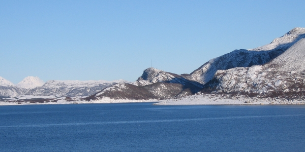 Western side of our island Doenna, Helgeland - Norway. Photo: ROSITA Handcrafted Rafish Liver Oil